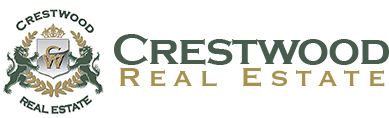 Welcome to Crestwood Real Estate Logo